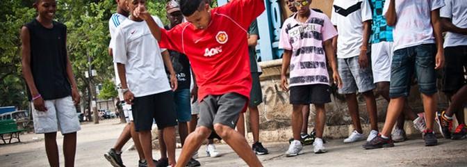 Passinho carioca