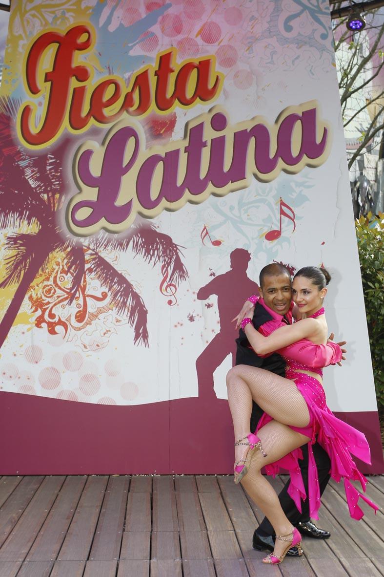 Démonstration de danse Cubaine Fiesta Latina 2012 (1)