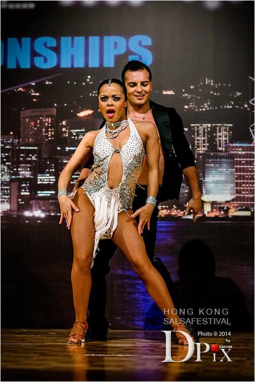 Danseurs Salsa