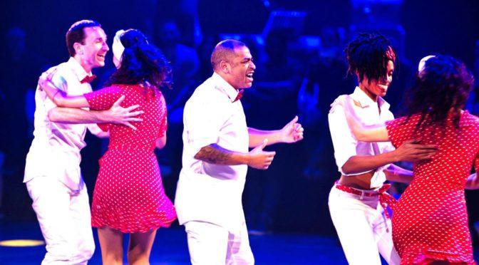 Salsa cubaine avec Alex Lima